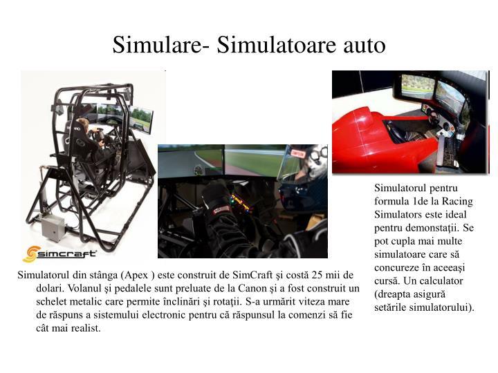 Simulare-