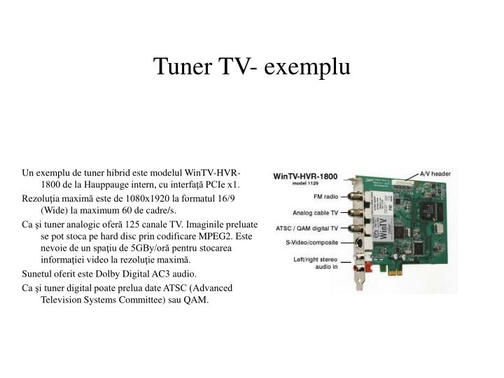 Tuner TV