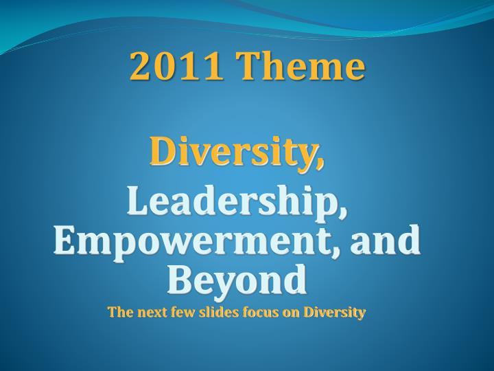 2011 Theme