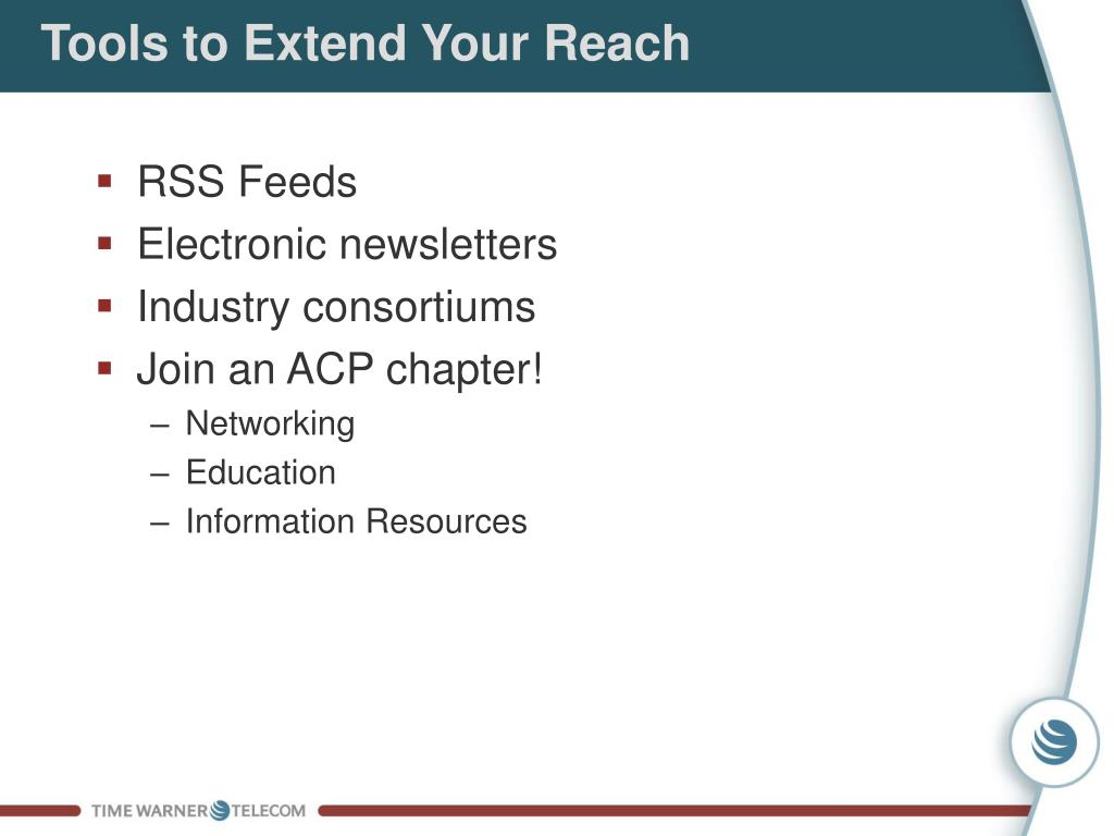 Tools to Extend Your Reach