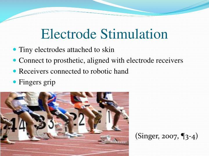 Electrode Stimulation