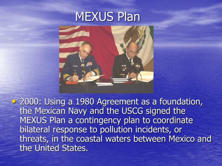 MEXUS Plan