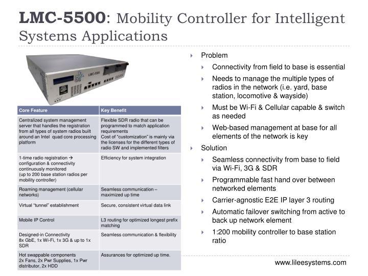 LMC-5500
