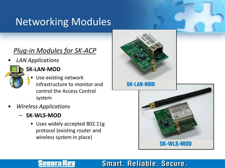 Networking Modules