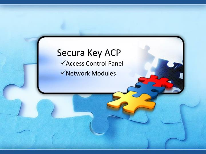 Secura Key ACP