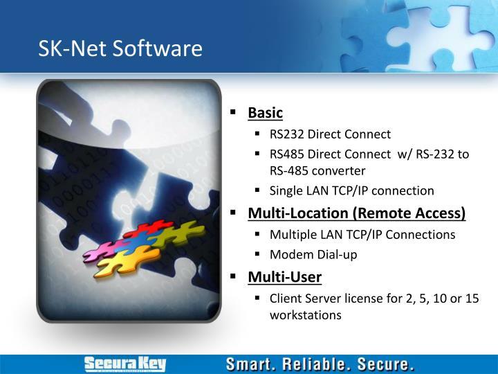 SK-Net Software