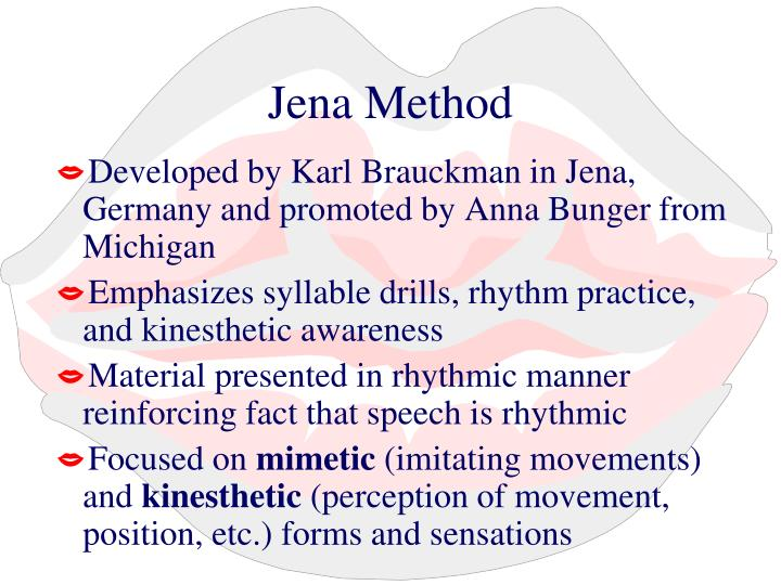 Jena Method