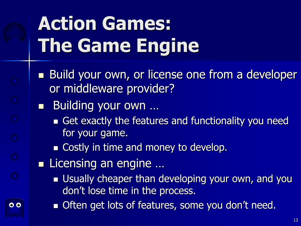 Action Games: