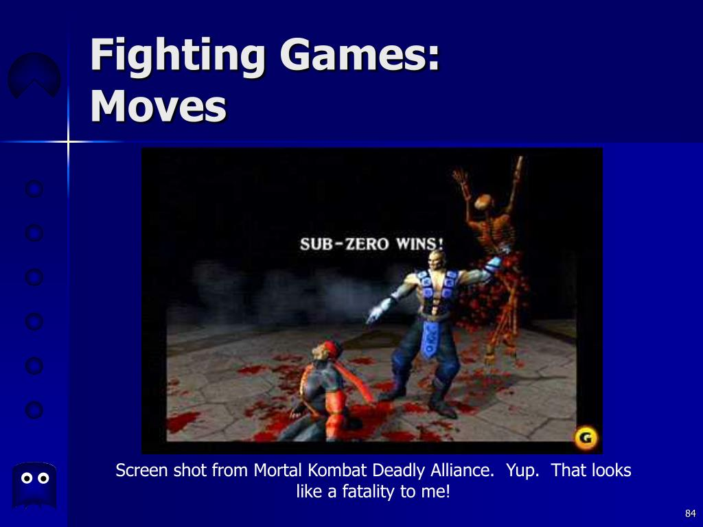 Fighting Games: