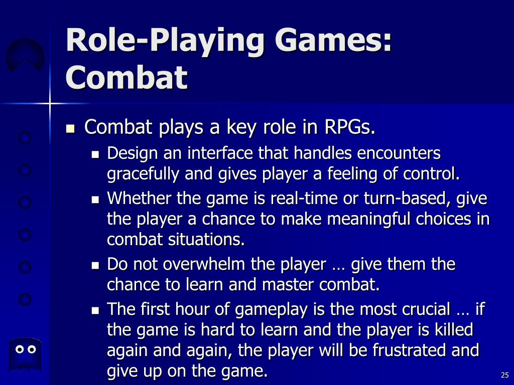 Role-Playing Games: