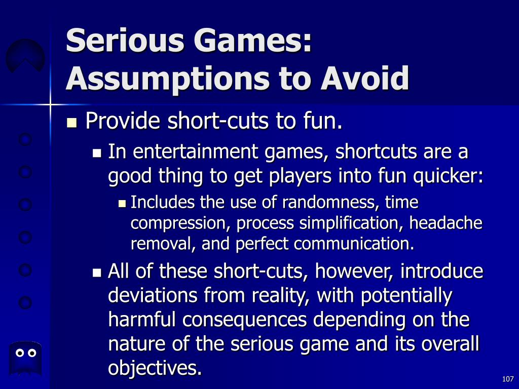 Serious Games: