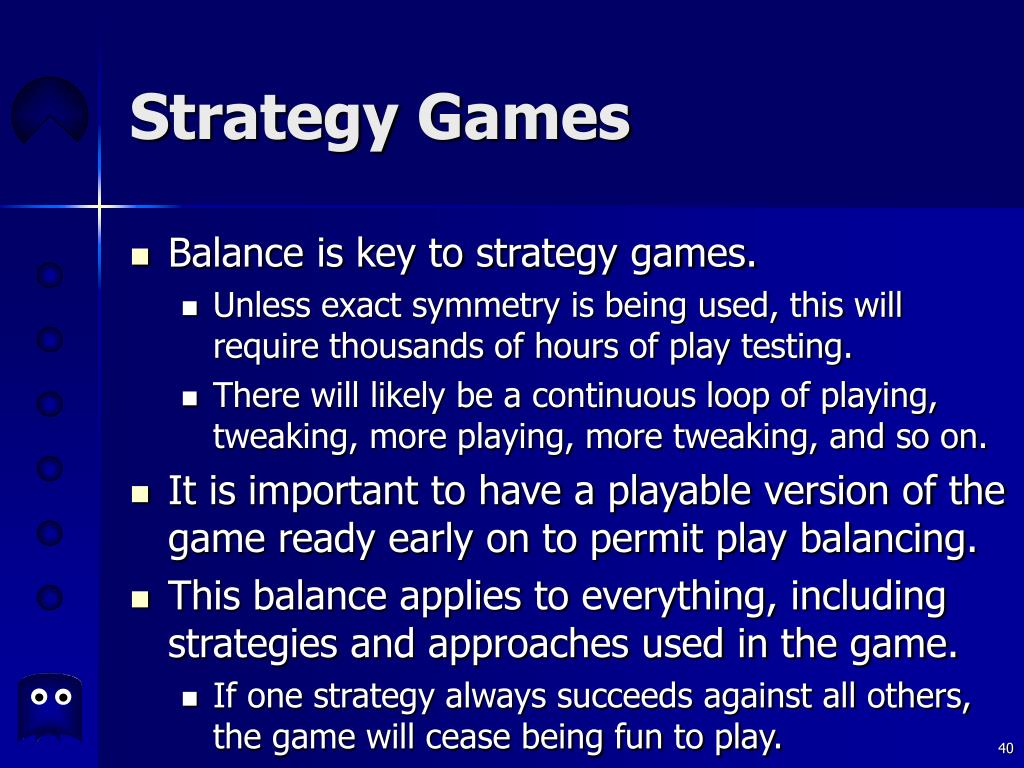 Strategy Games