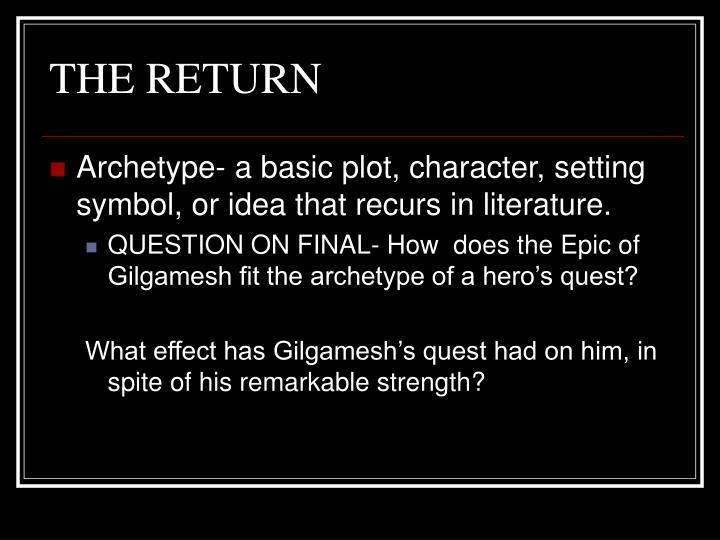 why does indeed gilgamesh really want to make sure you see utnapishtim