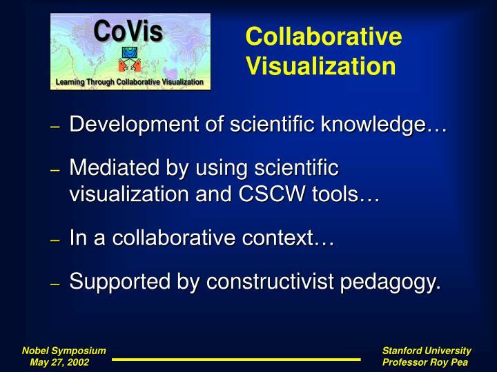 Collaborative Visualization
