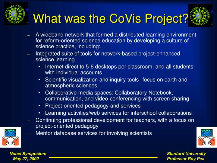 What was the covis project