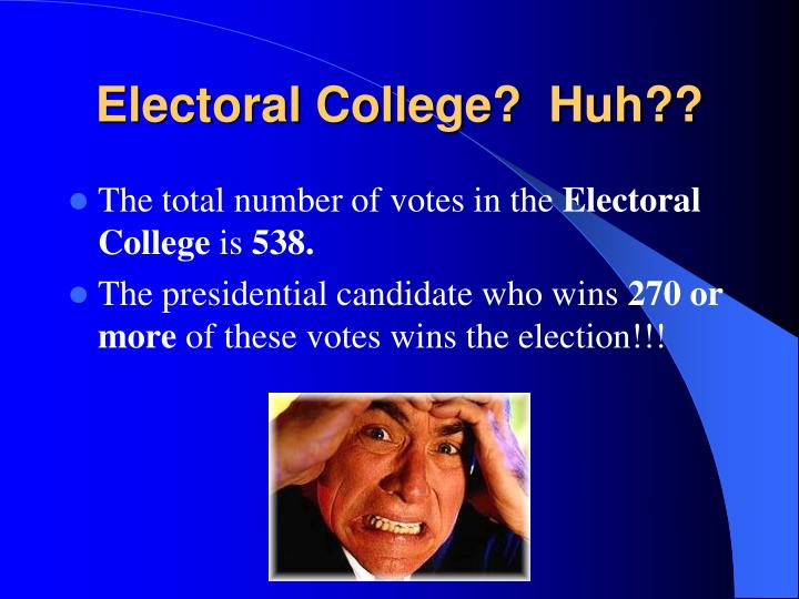 why does the electoral college meet in december