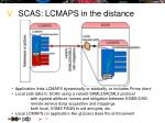 scas lcmaps in the distance