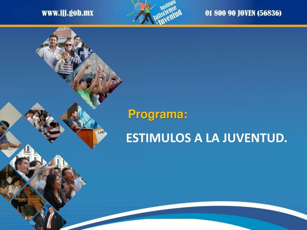 Programa: