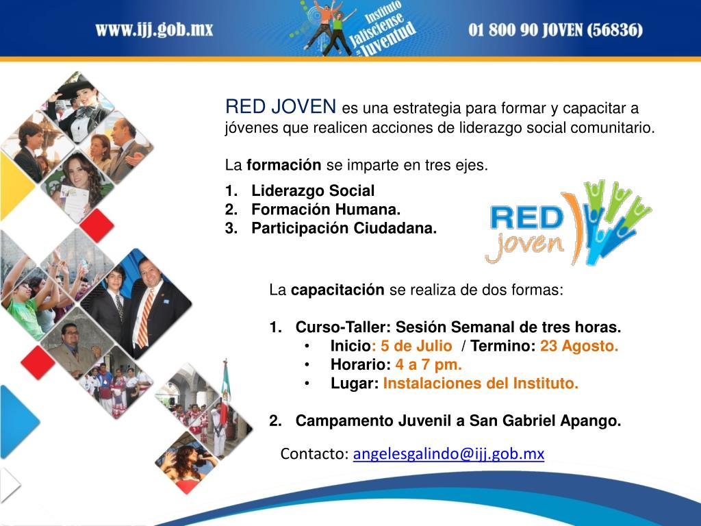 RED JOVEN