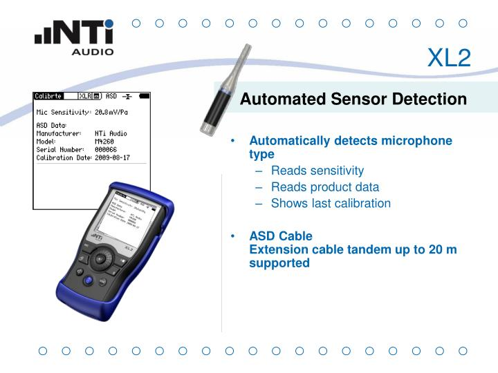 Automated Sensor Detection