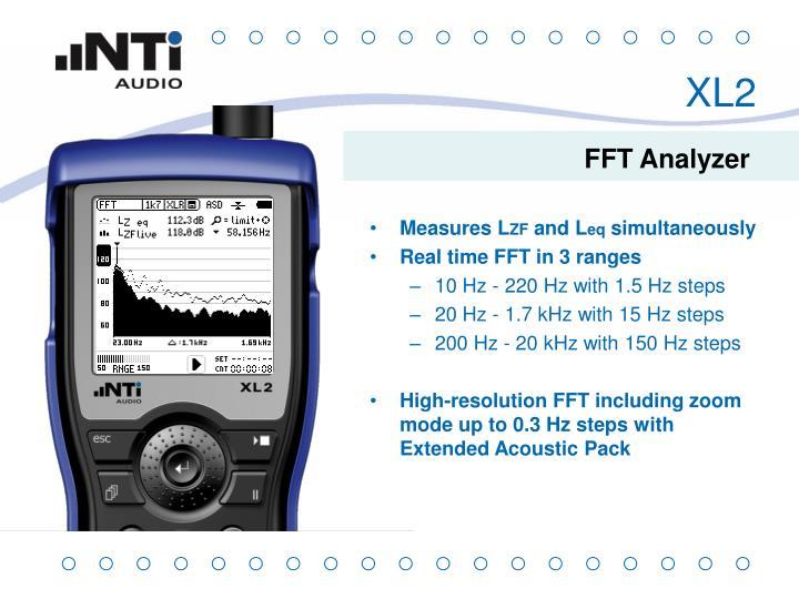 FFT Analyzer