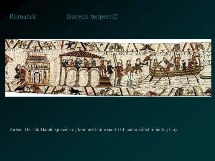 Bayeux-teppet 02