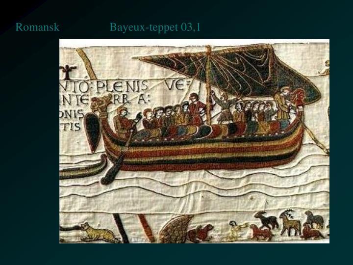 Bayeux-teppet 03,1