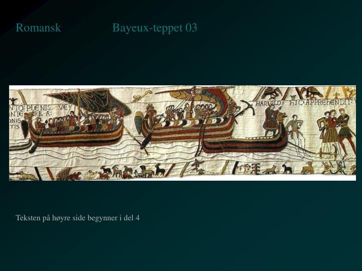 Bayeux-teppet 03