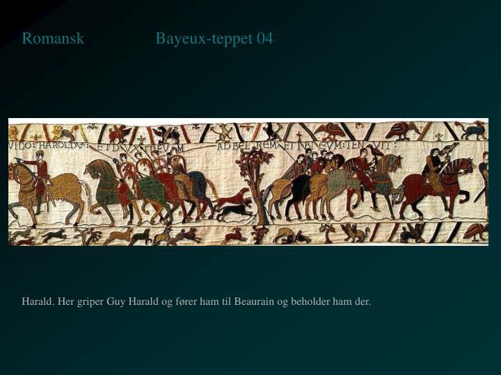 Bayeux-teppet 04