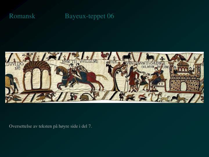 Bayeux-teppet 06
