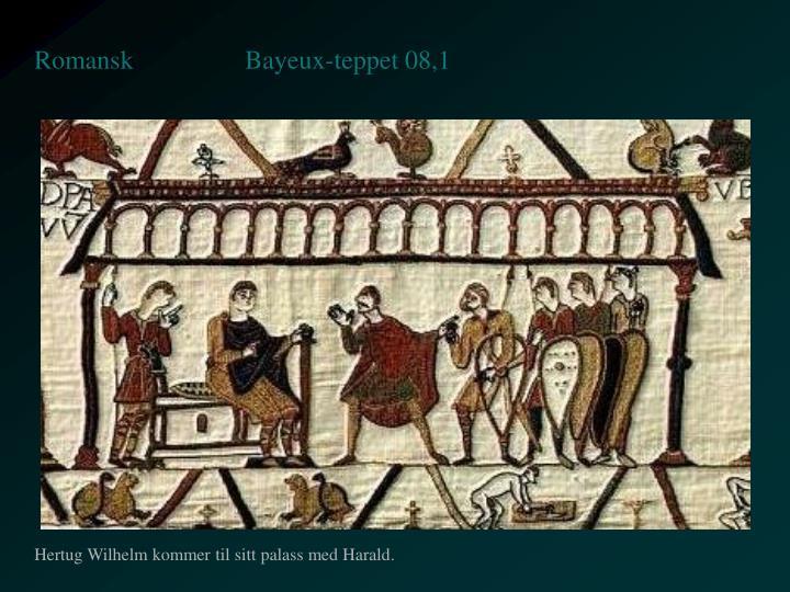 Bayeux-teppet 08,1