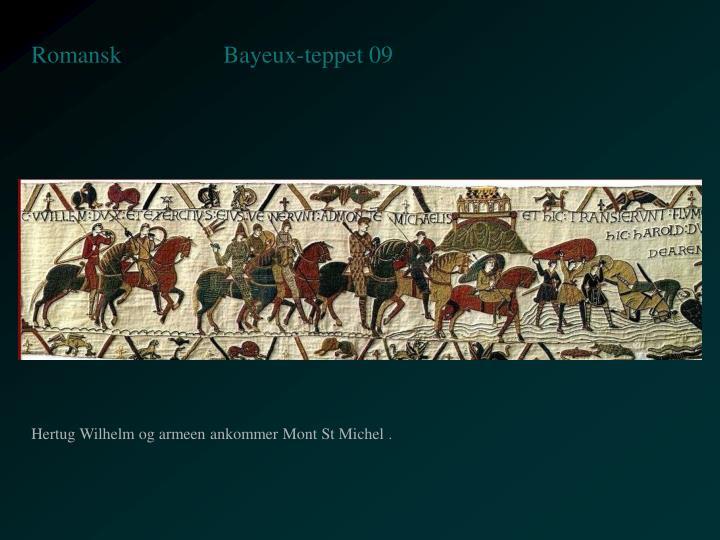 Bayeux-teppet 09