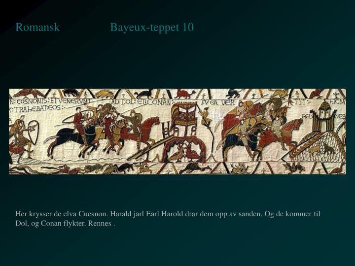 Bayeux-teppet 10