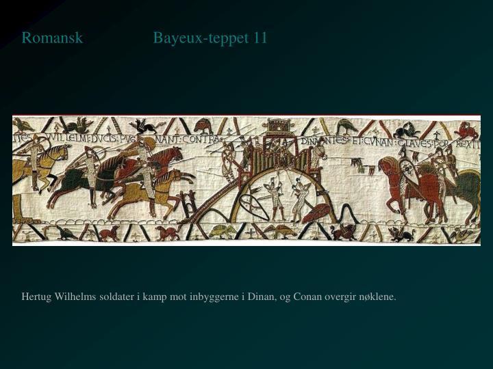 Bayeux-teppet 11