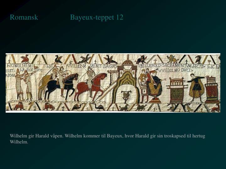 Bayeux-teppet 12