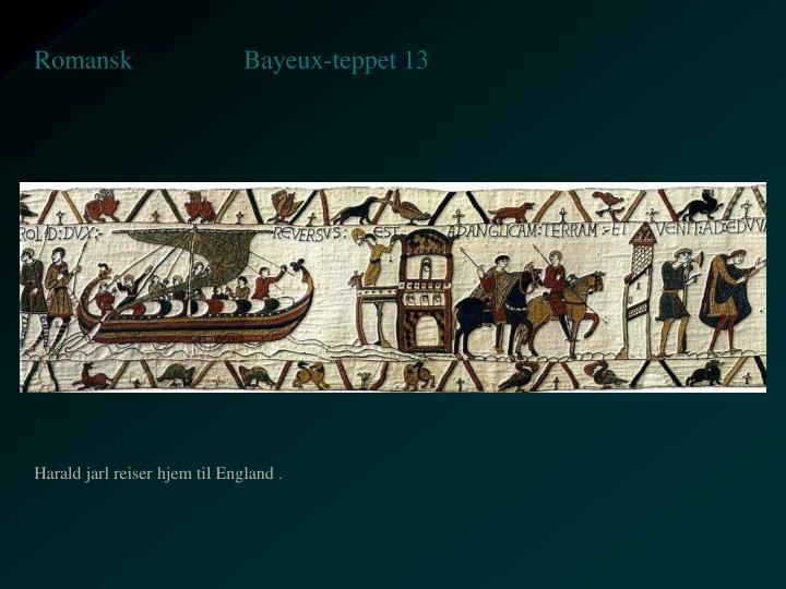 Bayeux-teppet 13