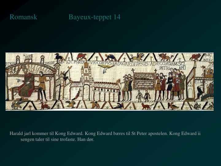 Bayeux-teppet 14