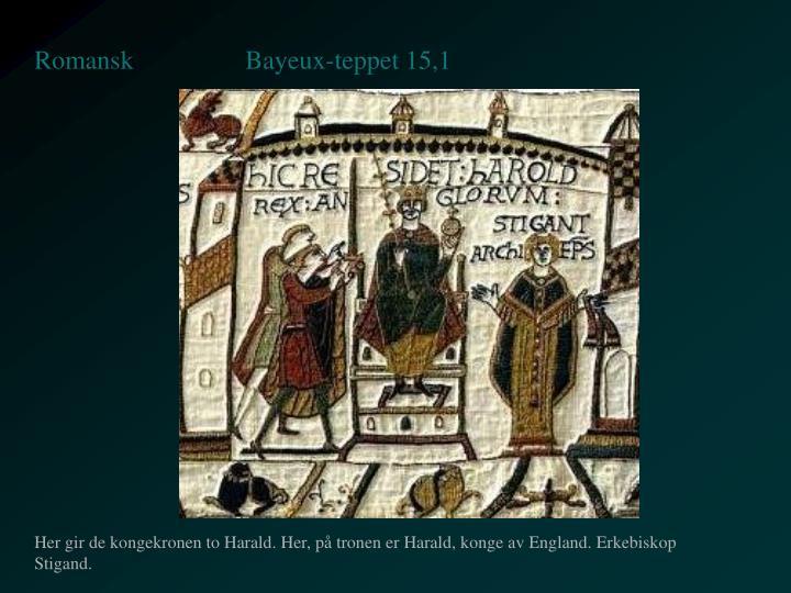 Bayeux-teppet 15,1