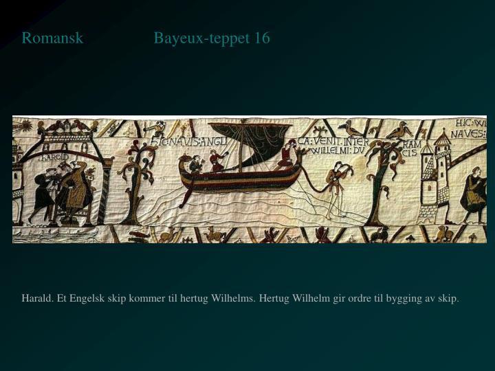 Bayeux-teppet 16