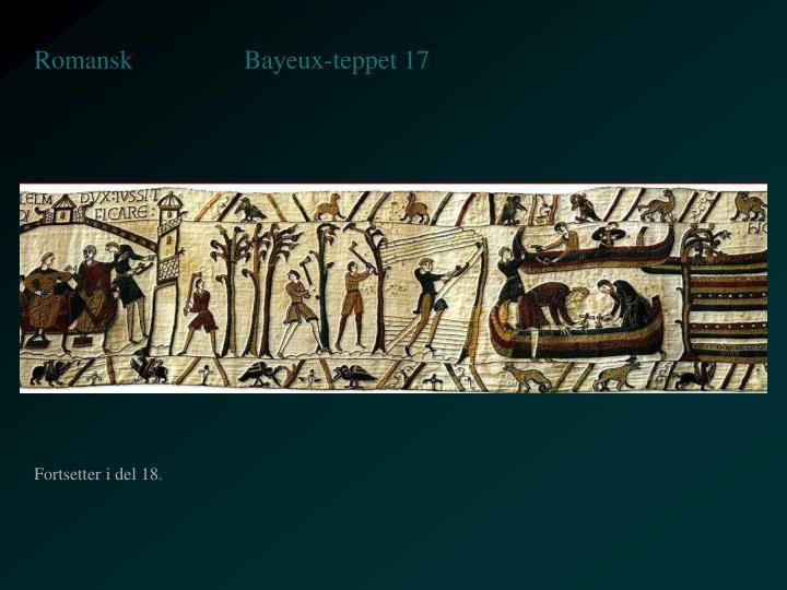 Bayeux-teppet 17