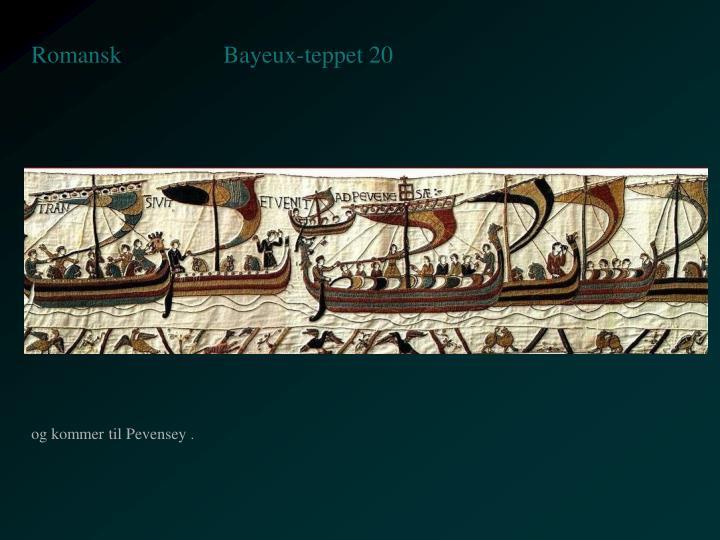 Bayeux-teppet 20