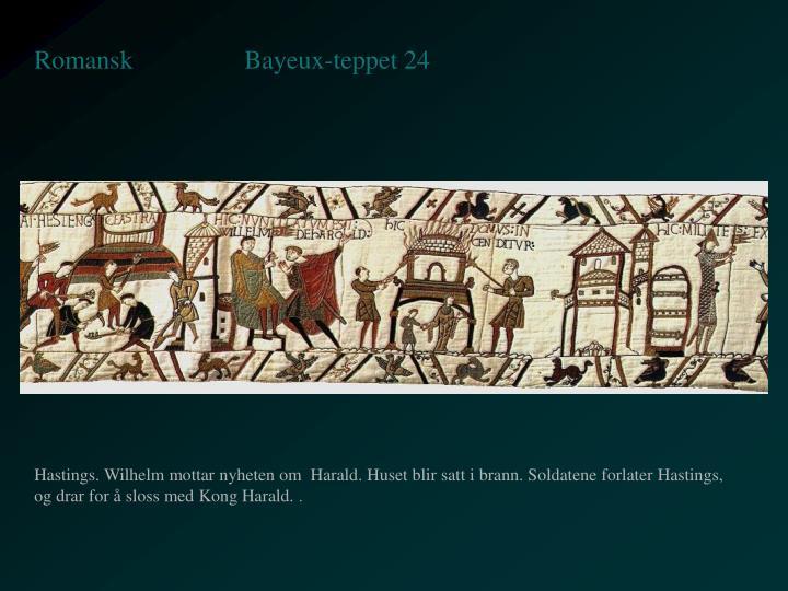 Bayeux-teppet 24