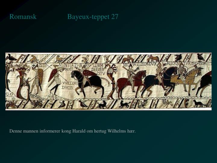 Bayeux-teppet 27