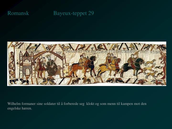 Bayeux-teppet 29