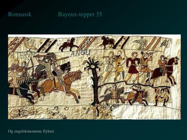 Bayeux-teppet 35