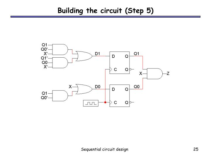 Building the circuit (Step 5)