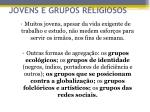 jovens e grupos religiosos2
