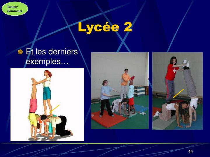 Lycée 2
