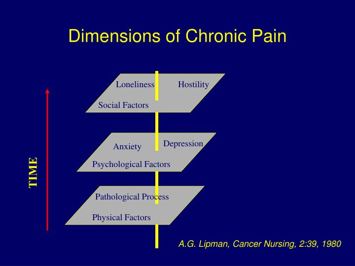 Dimensions of Chronic Pain