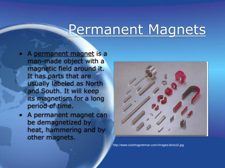 Permanent Magnets